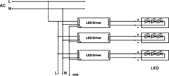 150watt led power supply