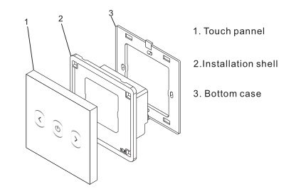 trailing edge dimmer