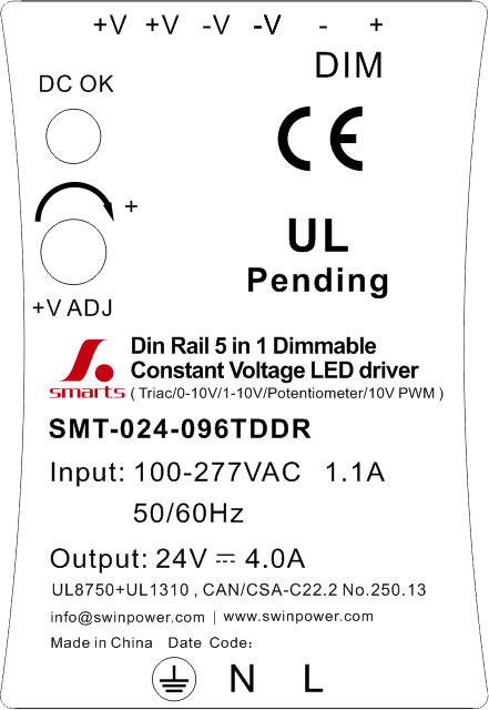 led driver 24v dimmable