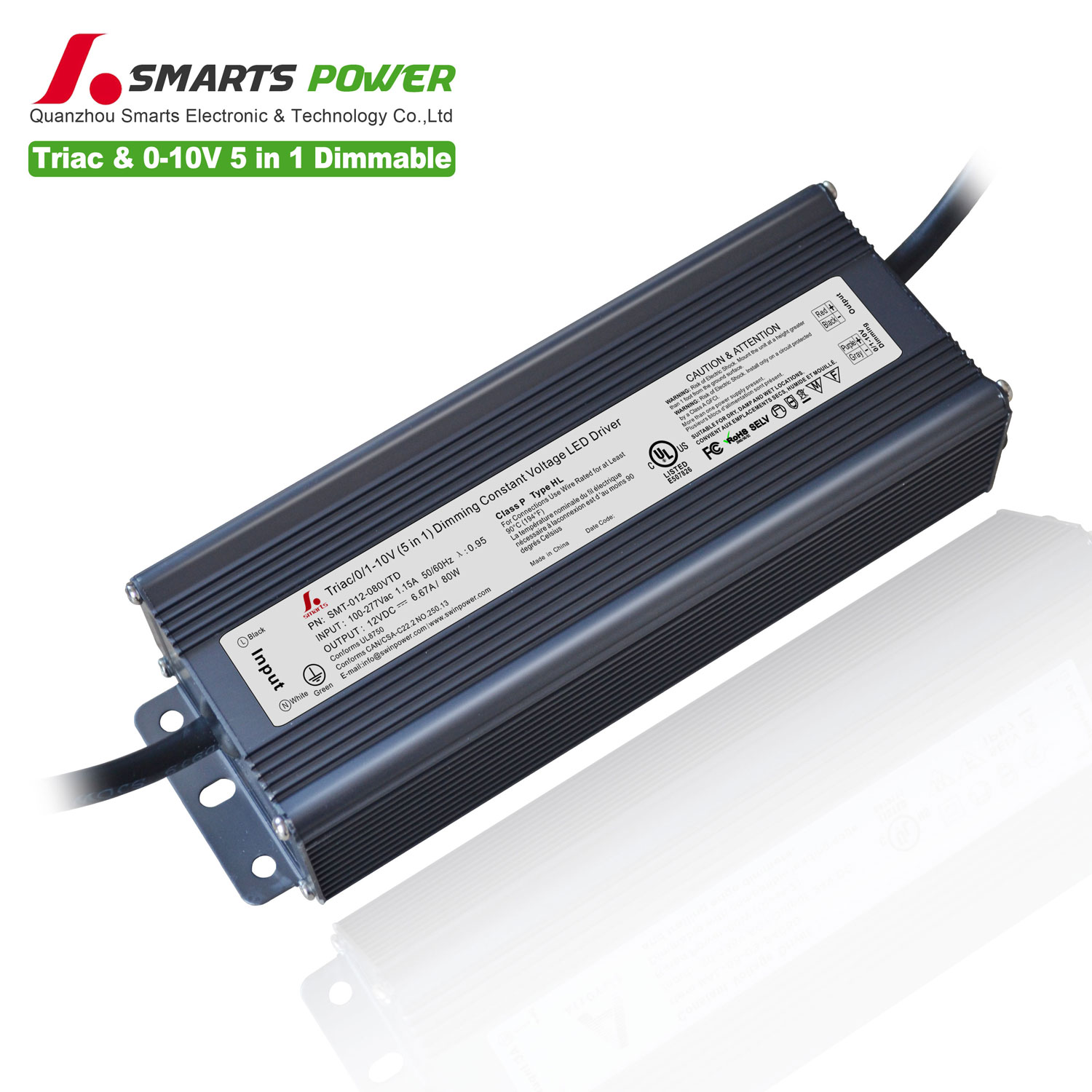 lPWM dimmable led driver
