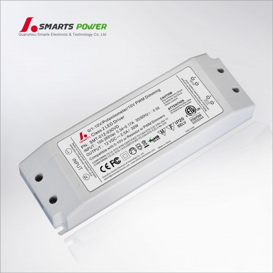 0-10v dimmbare LED-Panel-Treiber