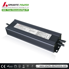 saa 24v 250w triac dimmbare led treiber