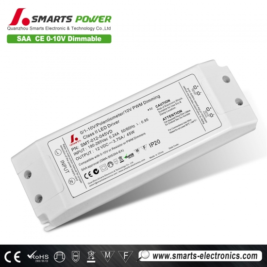 12v 24v PWM dimmable led driver