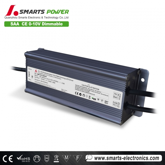 12v 80w PWM dimmable led driver