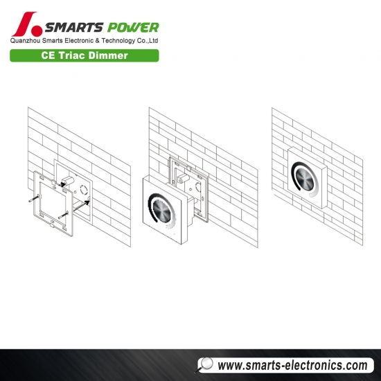 led dimmable switch