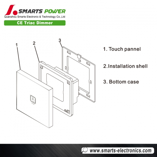 dimmer switch for led lights