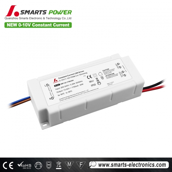 dimmable constant current LED driver