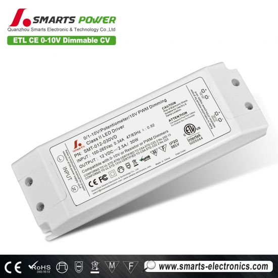 0-10 V dimmbare LED-Panel-Treiber