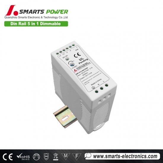 277vac 12v 60w  dimmable led driver