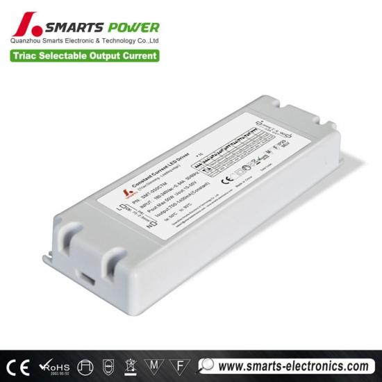 dimmable drivers for led lights