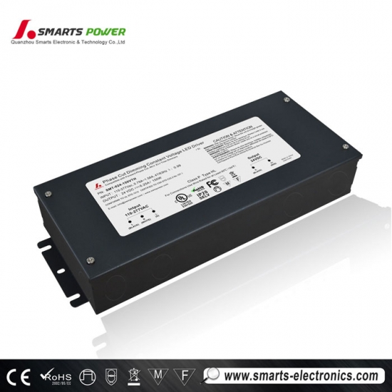 277AVC 24VDC Triac Dimmable LED-Treiber-Stromversorgung