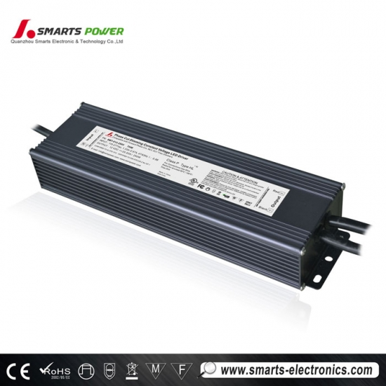 12V 250W Konstante Spannung Triac Dimmable LED-Treiber