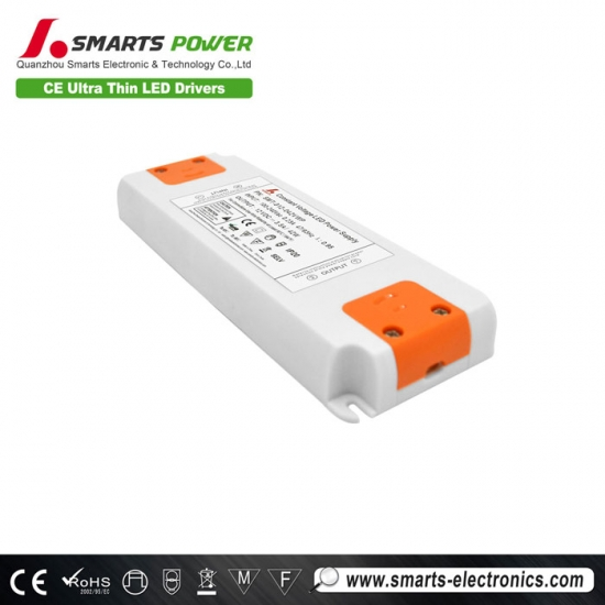 12V 40W Constant Voltage LED Power Supply with CE Certification