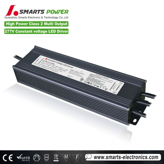 277vac UL non-dimmable led driver