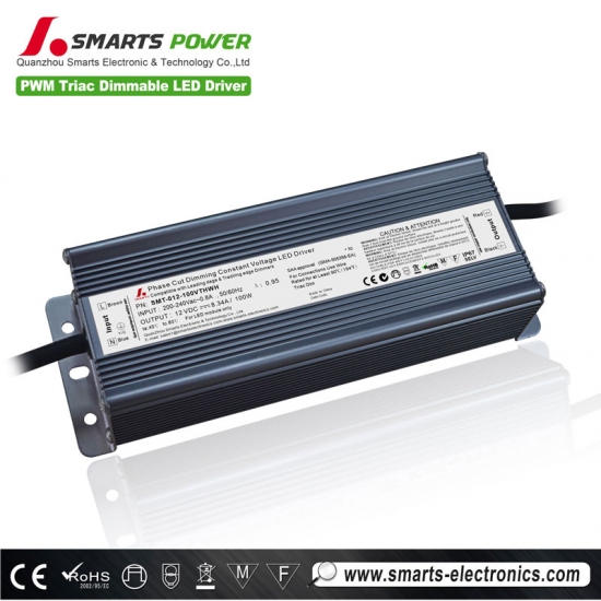 100w dimmable led driver