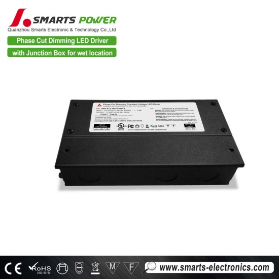 UL triac dimmable constant voltage led driver