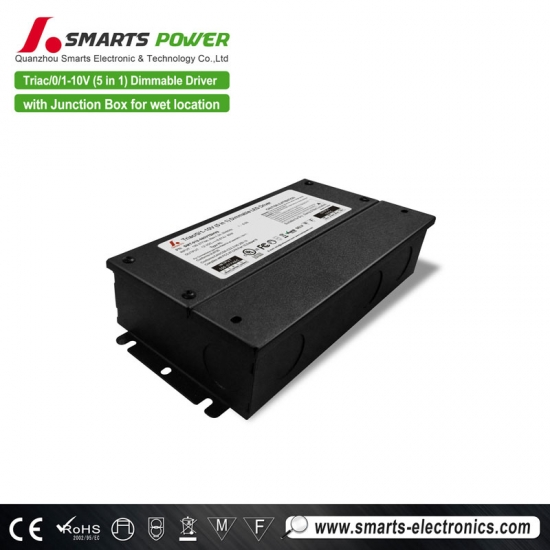 12 volt led dimmable transformer